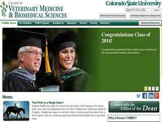 Colorado State University - Veterinary Medicine & Biomedical Sciences