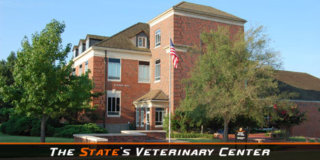 Oklahoma State University Center for Veterinary Health Sciences
