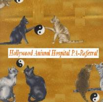 Hollywood Animal Hospital PA-Referral