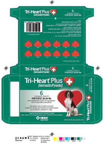 Tri-Heart Plus (Ivermectin and Pyrantel)
